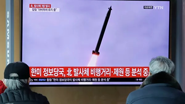 Media: DPRK fired unidentified shells