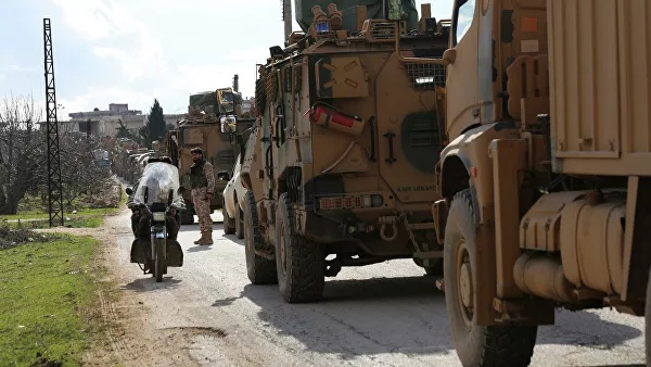 Turkey reported the neutralization of 320 Syrian soldiers in Idlib