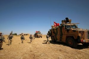 200 thousand refugees have accumulated on the Syrian-Turkish border in Idlib
