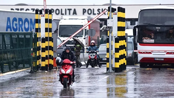 Poland introduces sanitary control on the borders with Germany and the Czech Republic