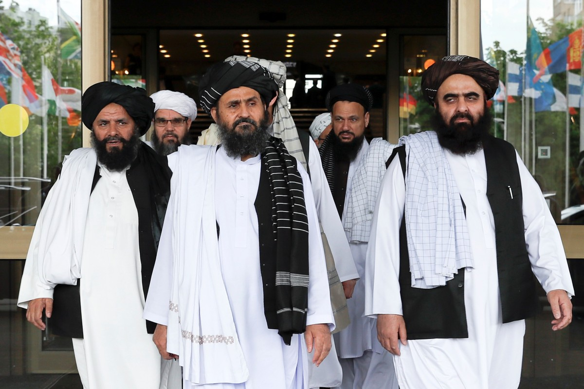 Taliban demand that US release prisoners