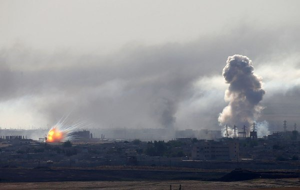 Militants in Syria 11 times violated the ceasefire per day