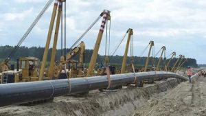 German environmentalists decide to stop Nord Stream 2