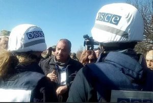 OSCE extends the work of the Special Monitoring Mission in eastern Ukraine for another year