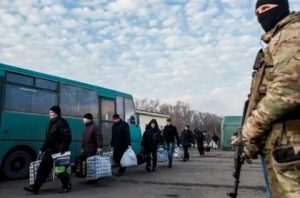 "Kiev refused to exchange prisoners with the DPR according to the ""10 by 8"" formula"