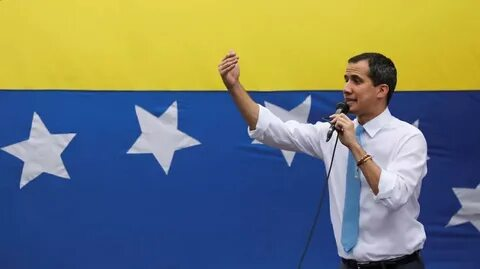 Guaido is suspected of attempting a coup in Venezuela