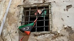Libyan militants armed themselves with Nazi methods: civilians at risk