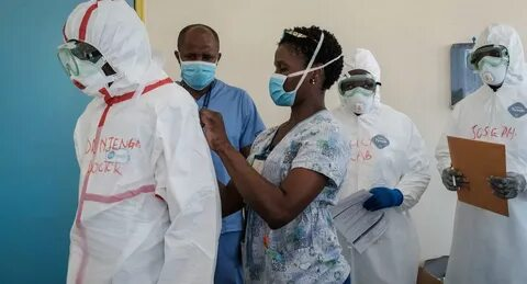 Coronavirus: African states impose strict restrictions