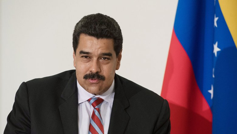 Maduro says he expects a second board from Russia with medical equipment