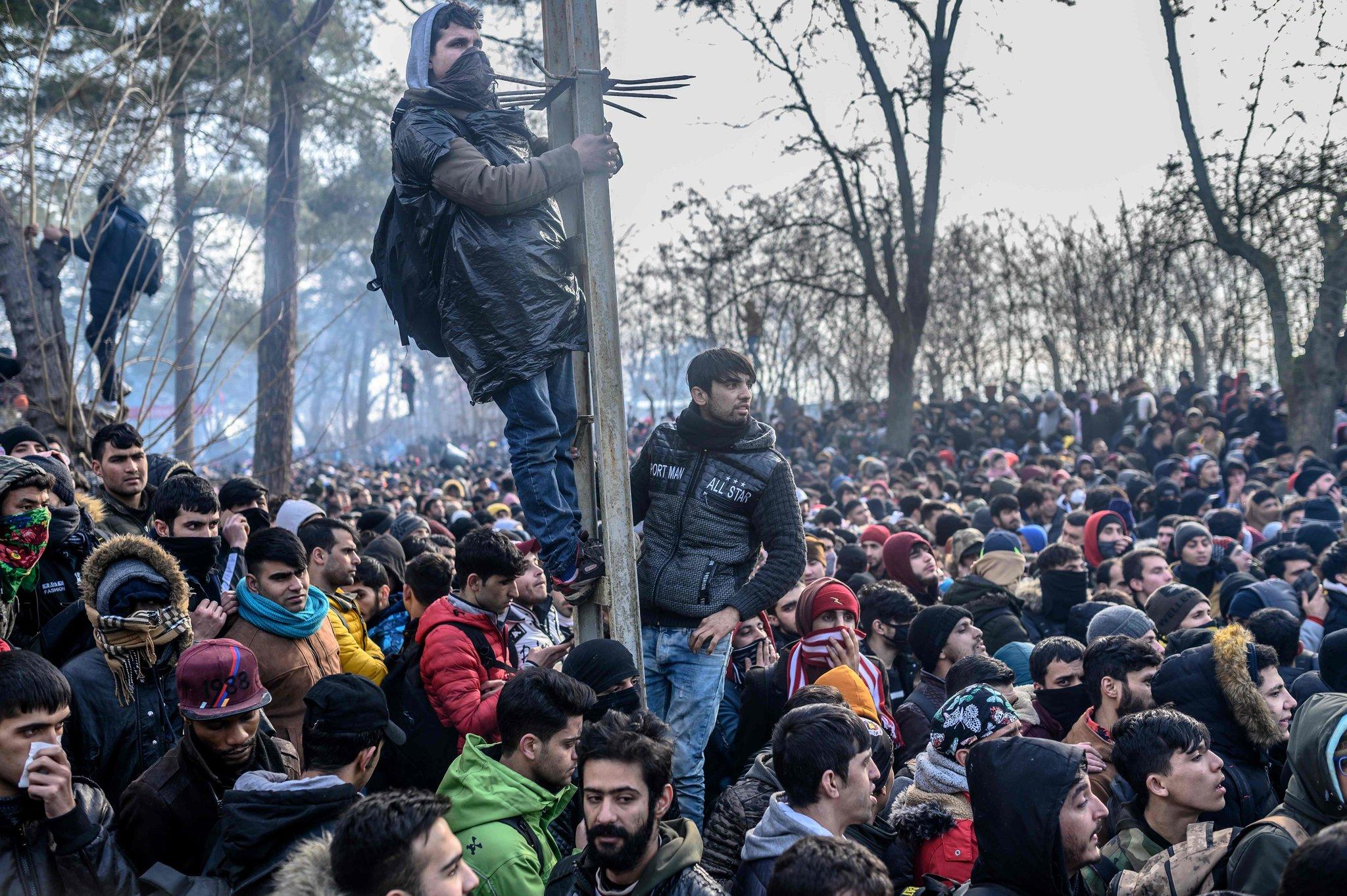 France is ready to help Greece and Bulgaria in protecting borders from the influx of migrants