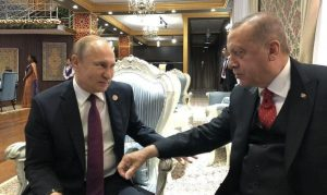 Less than a week after the deal with Putin: Erdogan bravely threatens a new offensive in Syria