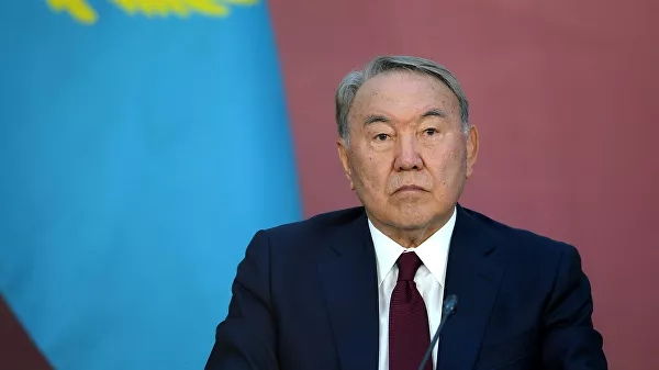 Nazarbayev reported on Kazakhstan's readiness to continue relations with Russia