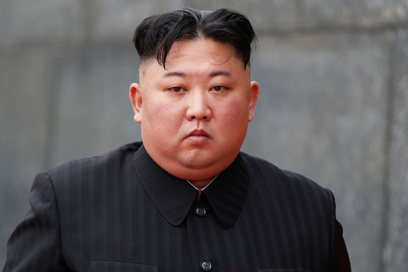 The Chinese Foreign Ministry expressed doubts about the media sources of information on Kim Jong-Un's deteriorating health