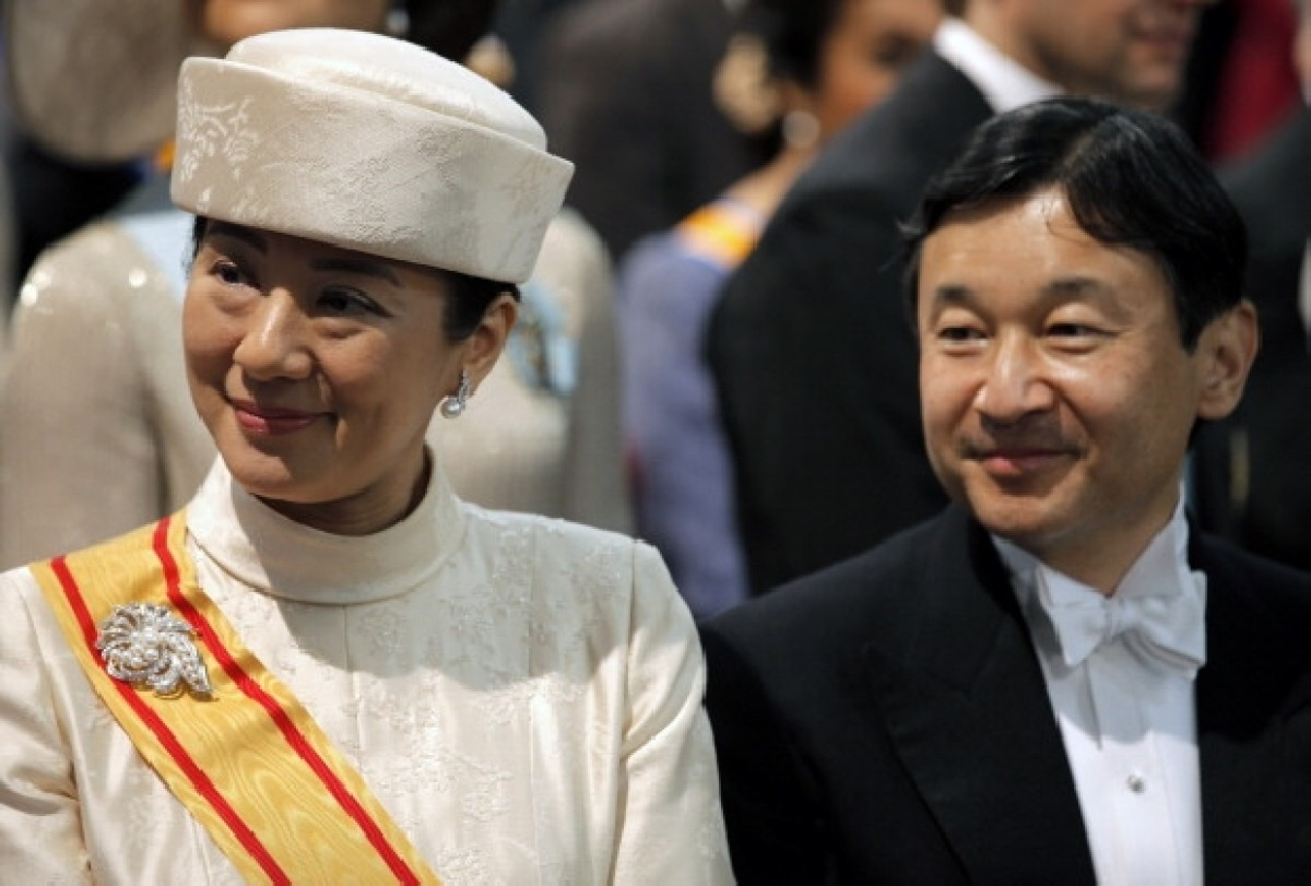 Media: the ceremony of declaring the new Crown Prince of Japan may be postponed