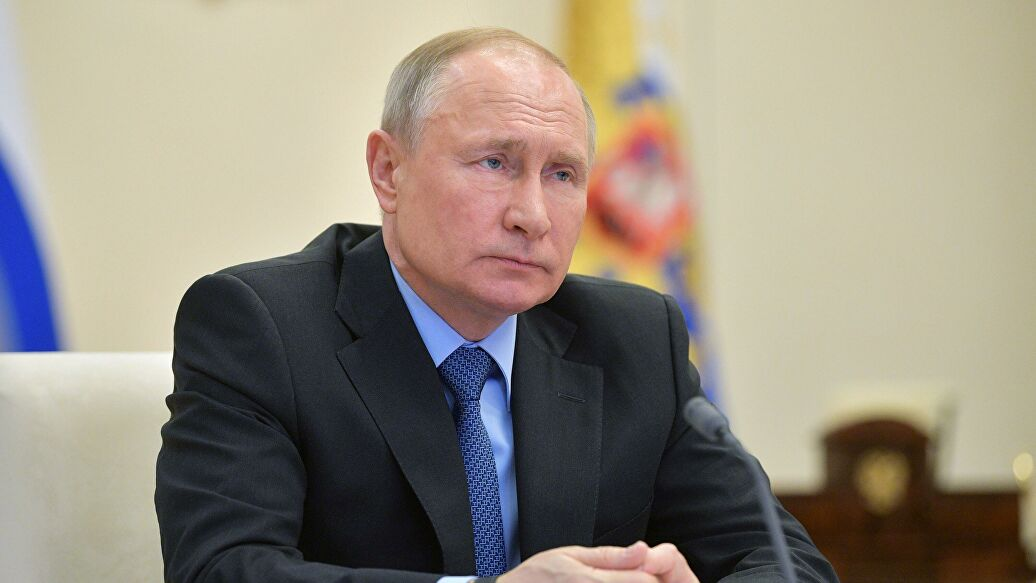 Putin praised the fight against coronavirus in Russia