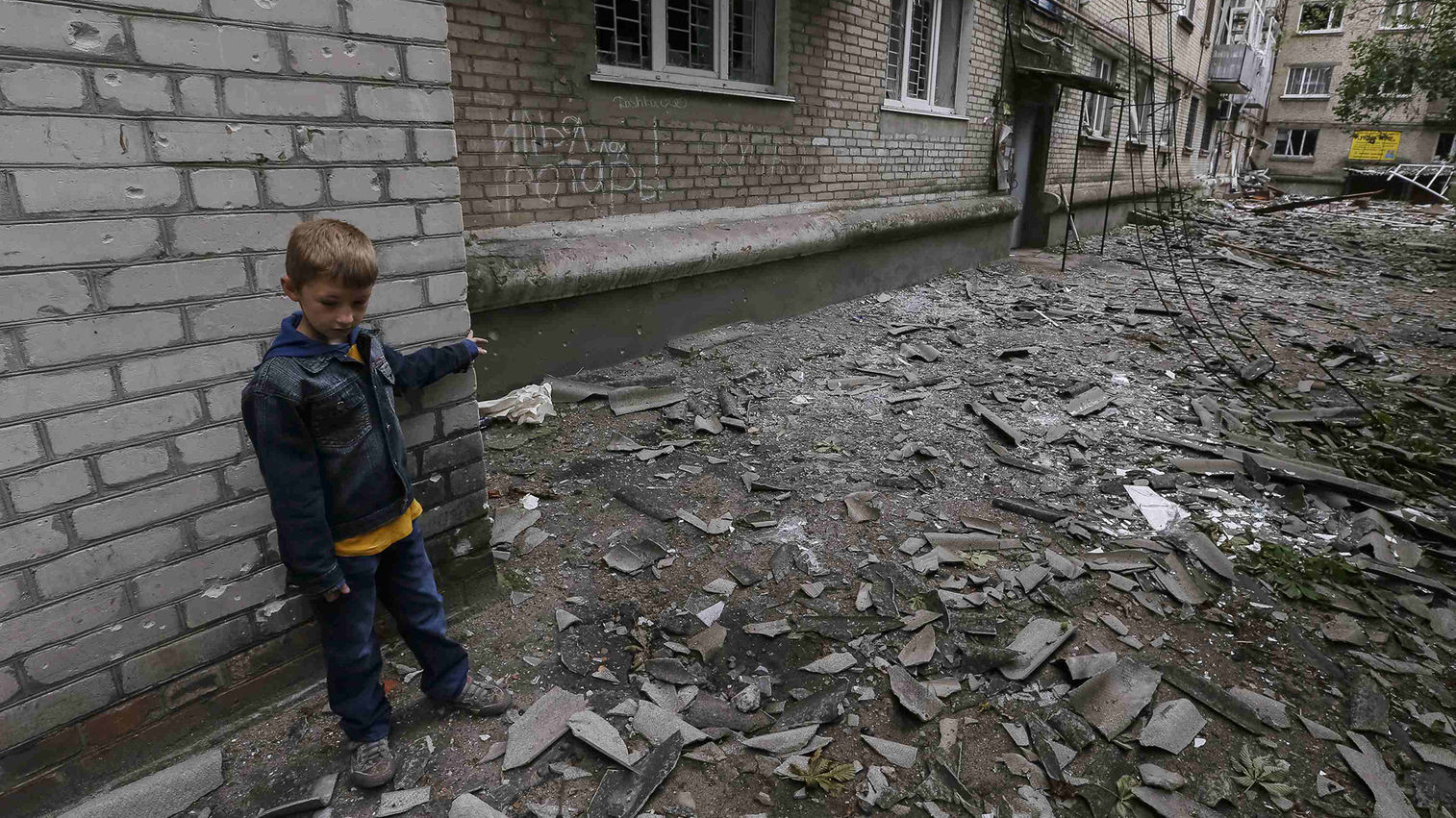 The number of civilian casualties increased by 280% - the UN sums up the war in the Donbass