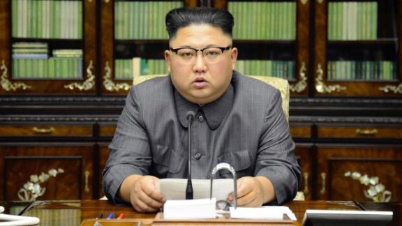 In South Korea, it's believed that Kim Jong-Un doesn't appear in public because of quarantine measures