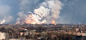 Commission's conclusions: the explosions of military depots in Ukraine were arranged by the military