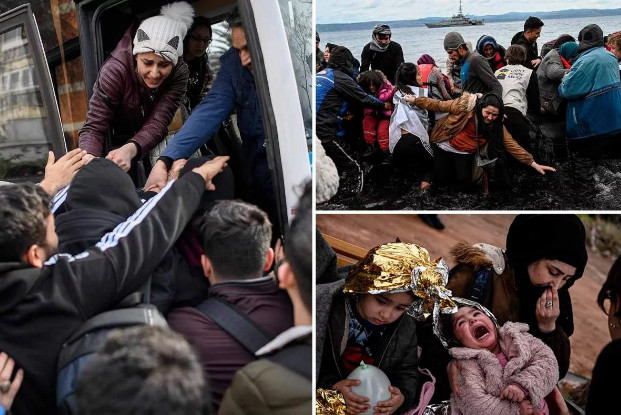 Migrant crisis continues to plague Greece