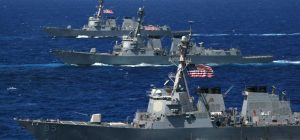 China condemns the entry of a US Navy ship into the South China Sea