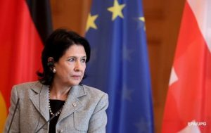 Georgia concerned about future relations with Ukraine