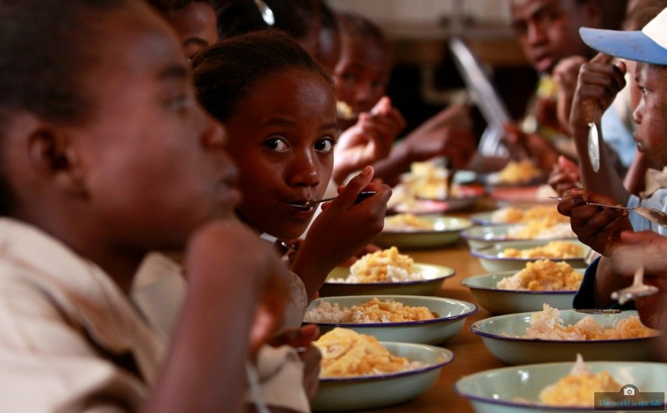 Food problems in Africa are predicted to worsen at the UN