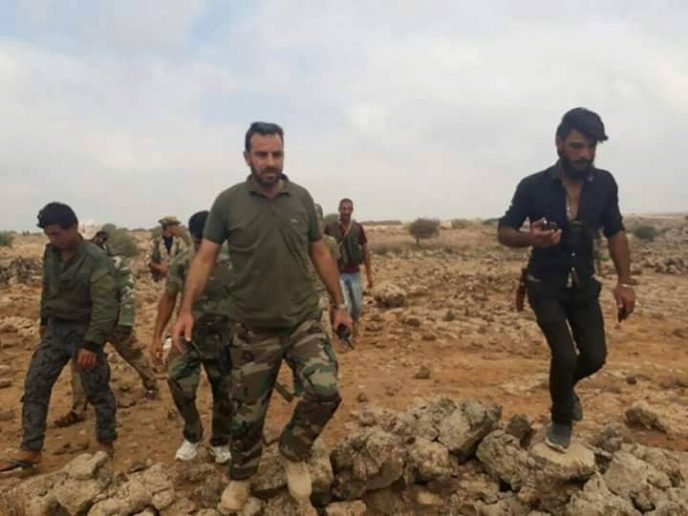Syrian Army attacks jihadist gathering near southern Idlib front-lines
