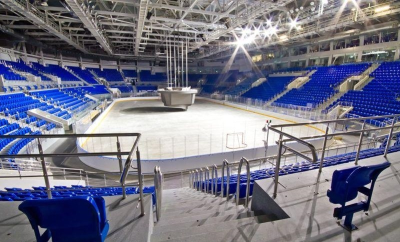 Media says Swedish ice arena will be converted into a morgue