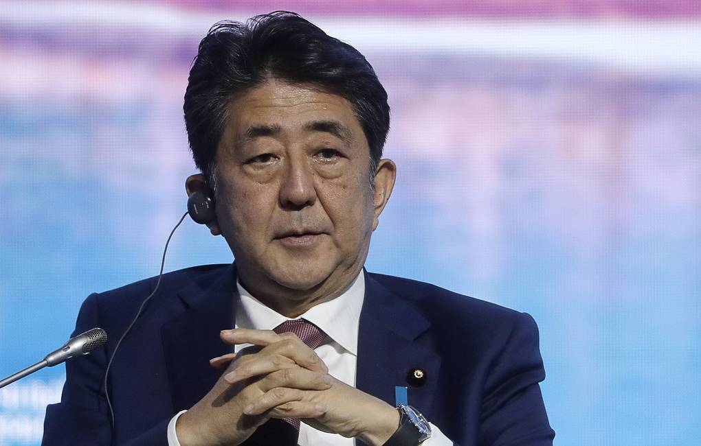 Media: Japanese Prime Minister may postpone visit to Moscow scheduled for May