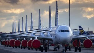 Coronavirus: EU states want Brussels to suspend refunds for cancelled flights law