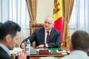 Dodon: Russia is the only one who provided real assistance in a crisis