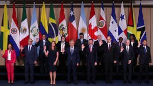 The Lima Group welcomes the initiative of the United States to establish an interim government in Venezuela