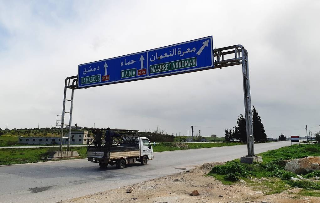 Food supply to affected Syrian provinces has been established since the release of the M5 highway