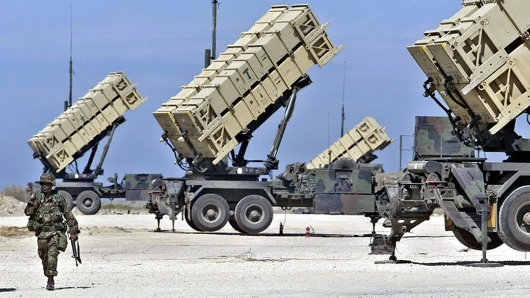 The U.S. has deployed Patriot SAM systems in Iraq