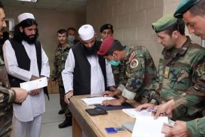 Taliban releases 20 prisoners related to Afghan government