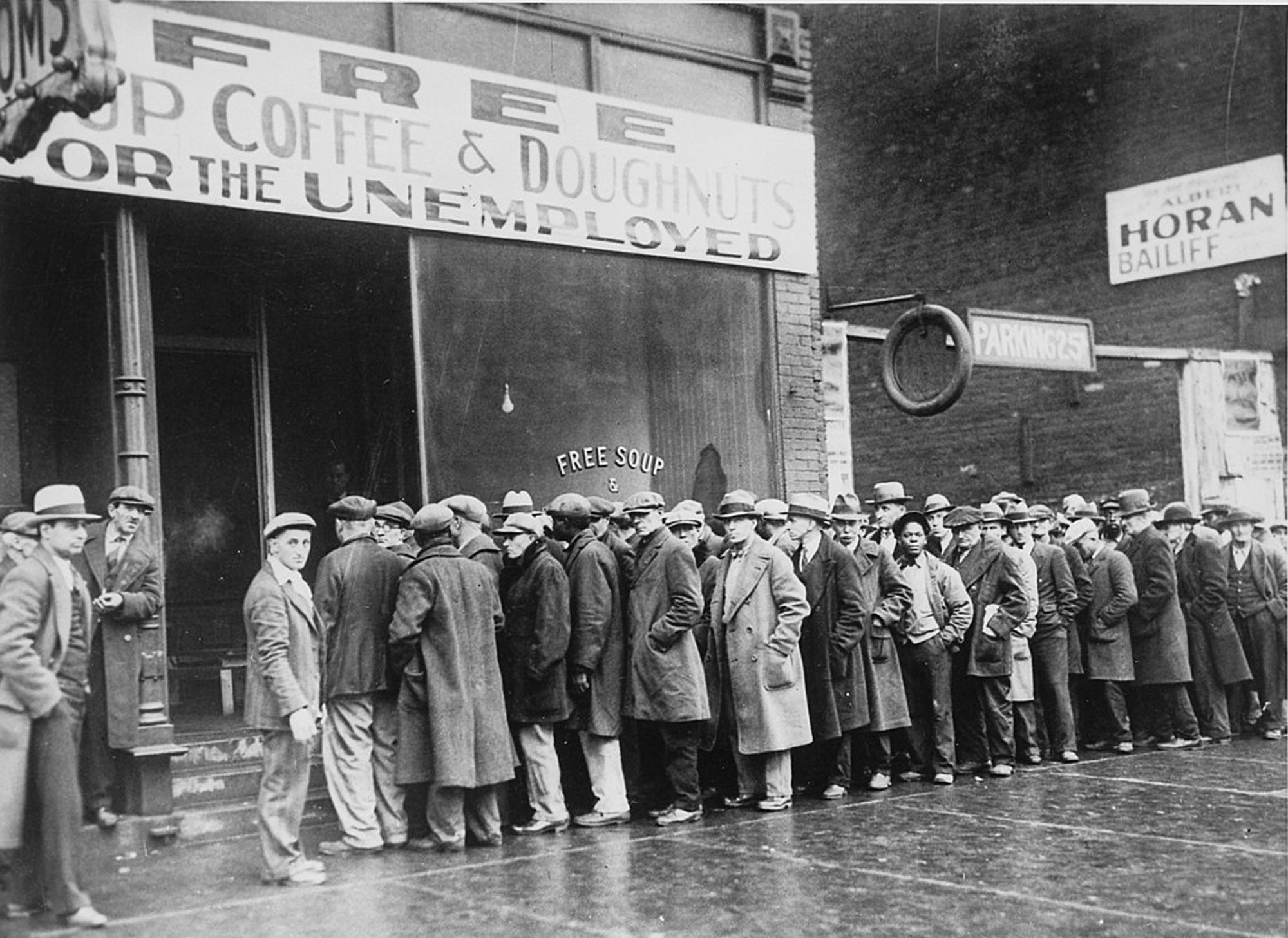 US breaks its own antirecord of the Great Depression