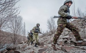 """Come back alive"": Ukrainian militants will be used in NATO operations"