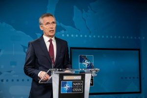 NATO does not know how to defeat the coronavirus and therefore decided to continue to fight with Russia