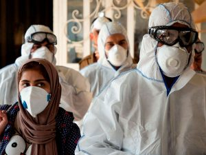 Syria turned to Russia for help in connection with the epidemic of coronavirus