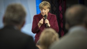 "German Chancellor Merkel said sanctions against Russia during the coronavirus pandemic are ""unpleasant"""
