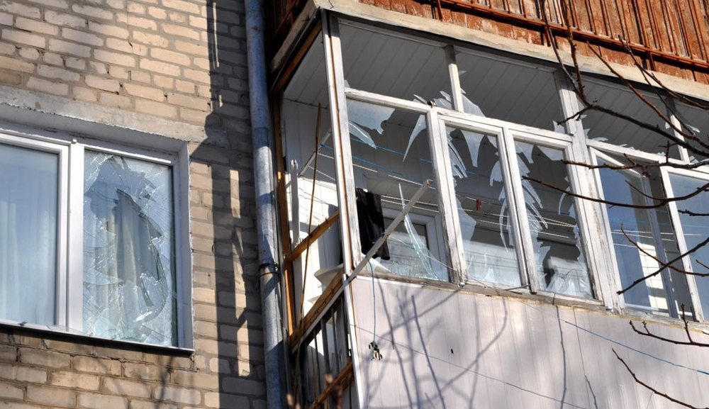 Ukrainian militants fired on a village in the DPR: three houses are damaged