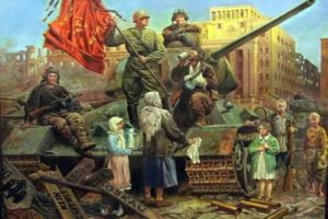 Did the Czechs and Slovaks forget how the Soviet soldiers saved them from the Nazis?