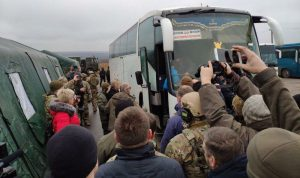 Annoy Kiev: EU welcomes exchange of prisoners in Donbass and expects continued implementation of Minsk