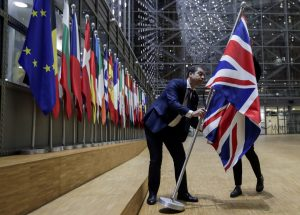 EU and UK start second round of relationship talks after Brexit