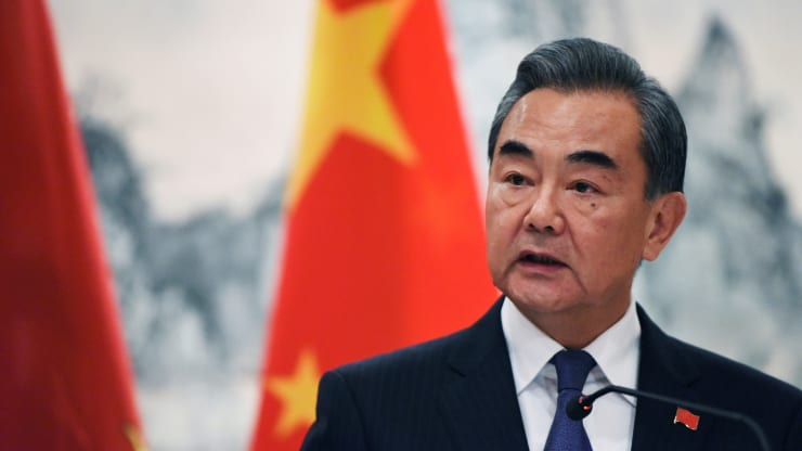 Chinese Foreign Ministry urges US to stop political pressure on Chinese media