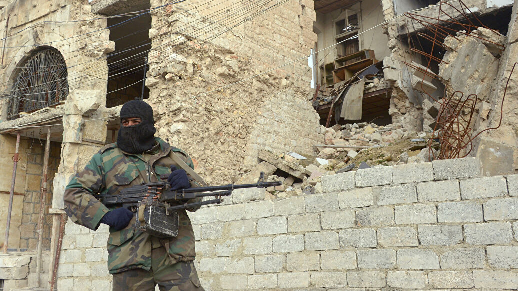 Several ISIS* fighters escaped from prison in Syria