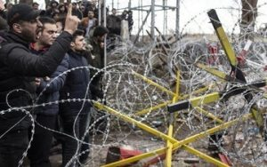 Greece and Turkey clash over refugees in anticipation of easing pandemic