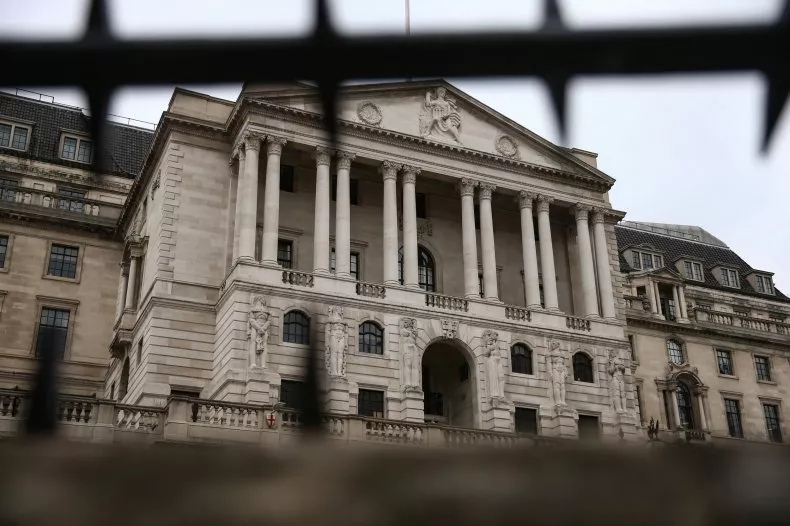 "The Bank of England warns of ""the worst economic performance in 300 years"""