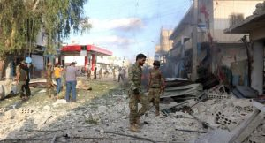 The explosion occurred in Afghanistan, seven people died and more than 40 were injured