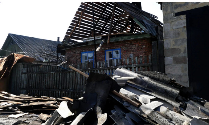 In the LPR reported a series of shelling by Kiev militants